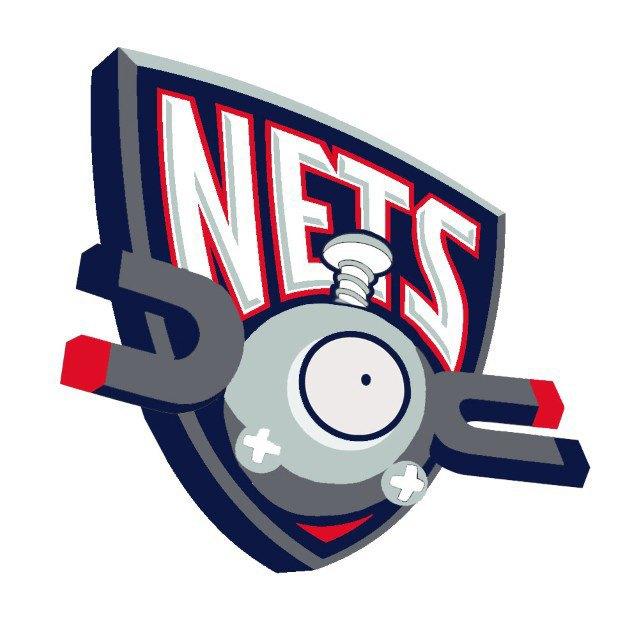 Дизайнер добавил покемонов в эмблемы команд NBA. Изображение № 2.