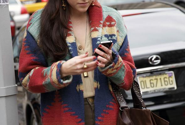 Изображение 9. Детали: New York Fashion Week.. Изображение № 41.