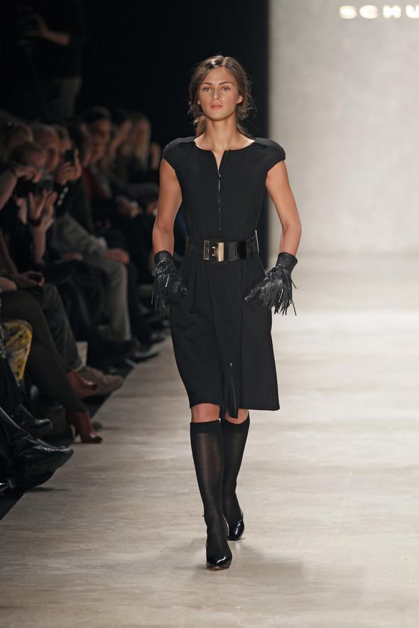 Berlin Fashion Week A/W 2012: Schumacher. Изображение № 39.