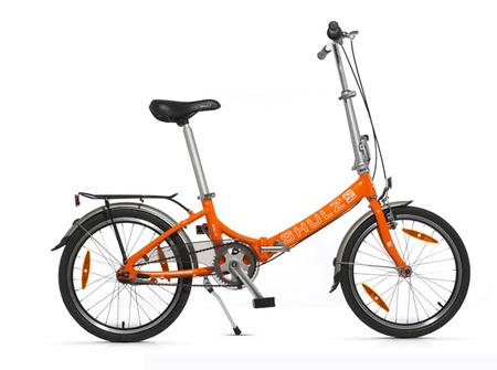 Складные велосипеды Shulz. Изображение № 3.