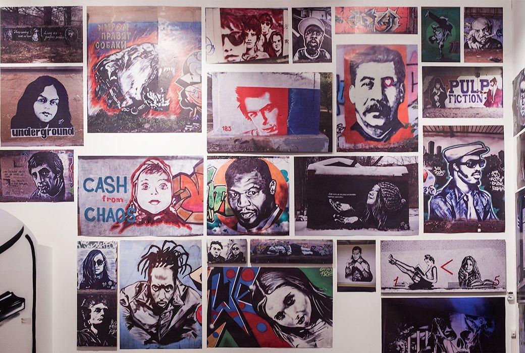 Как стрит-арт попадает в музей: Ретроспектива Паши 183. Изображение № 20.