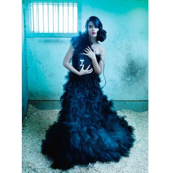 Новые съемки: Elle, Marie Claire, Vogue и другие. Изображение № 6.