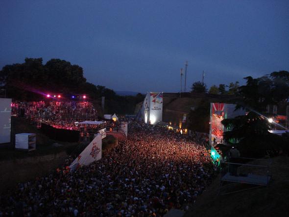 10 молодых музыкантов: Фестиваль EXIT 2012. Изображение №17.