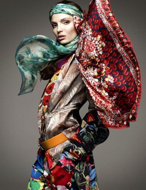 Съёмка: Карола Ремер для Vogue. Изображение № 9.