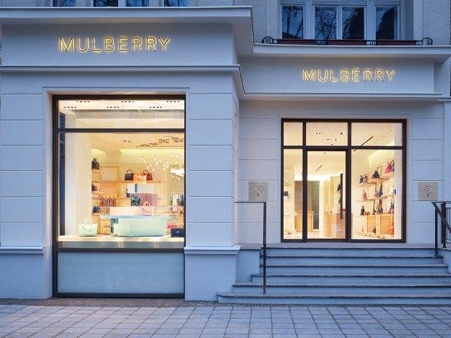 Emporio Armani, Mulberry и Versace открыли новые магазины. Изображение № 4.
