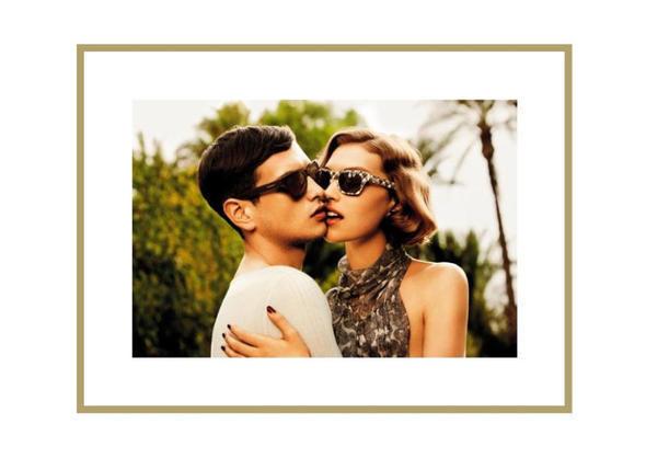 Изображение 11. Рекламные кампании: Yves Saint Laurent, Chanel и другие.. Изображение № 24.