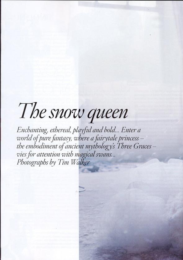 Snow White: Модные съемки к выходу «Ледникового периода». Изображение № 51.