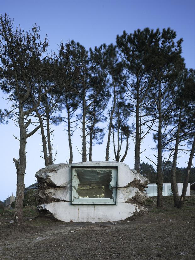 "Anton Garcia-Abril. Ensamble Studio // Дом ""Трюфель"". Изображение № 5."