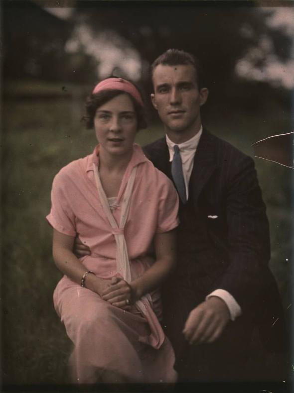 Автохром Люмьер – цветные фотографии начала XX века. Изображение № 13.