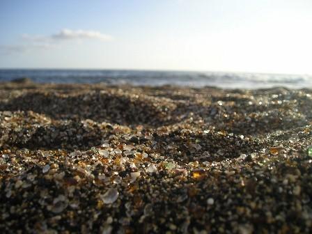 Стеклянный пляж в Калифорнии. Изображение № 5.