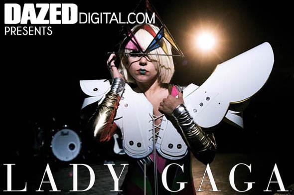 Эксклюзивное видео Lady Gaga от Катрин Фергисон. Изображение № 1.