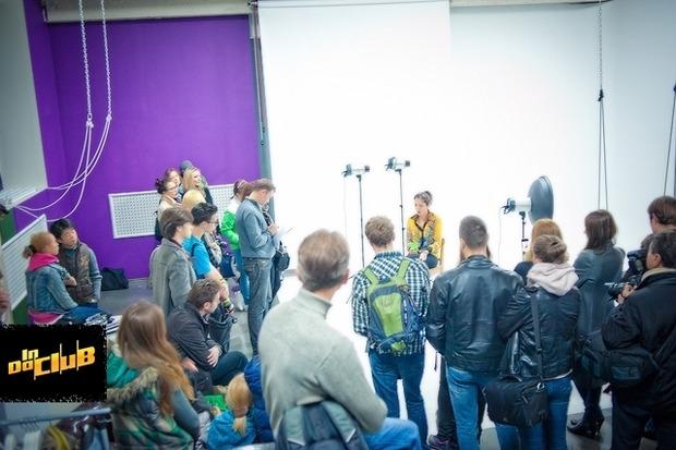 В Москве состоялось Торжественное открытие Garagestudio. Изображение № 3.