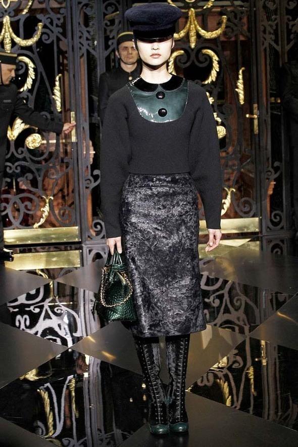 Изображение 35. Louis Vuitton Fall 2011.. Изображение № 35.