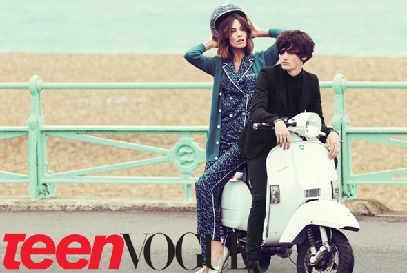 Съёмка: Алекса Чанг для Teen Vogue. Изображение № 7.