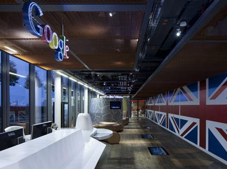 Новая штаб-квартира Google в Лондоне. Изображение № 1.