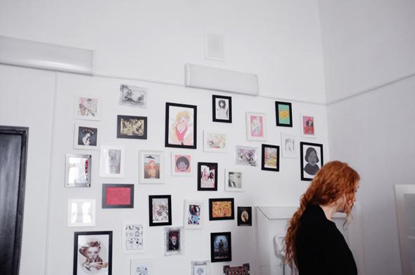 Рабочее место: Наташа Климчук, сооснователь студии Bang! Bang!. Изображение № 30.