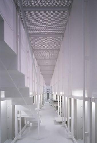 Изображение 3. Инновационный микродом в Токио.. Изображение № 4.