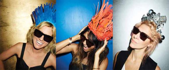 Лукбук: Sass & Bide Eyewear 2011. Изображение № 9.