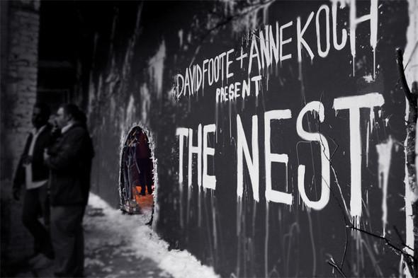 Изображение 1. David Foote Anne Koch Present The Nest.. Изображение № 1.