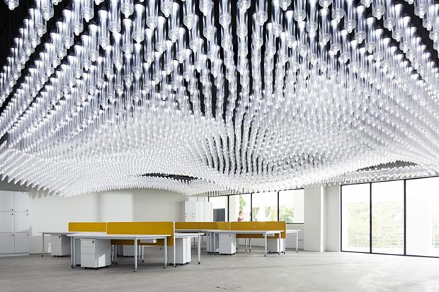 Архитектор разработал освещение для пространства без теней. Изображение № 1.