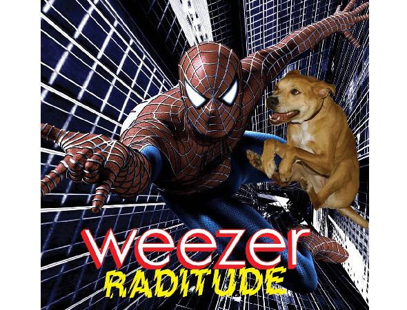 Журнал Spin Magсошел сума вместе сгруппой Weezer. Изображение № 8.