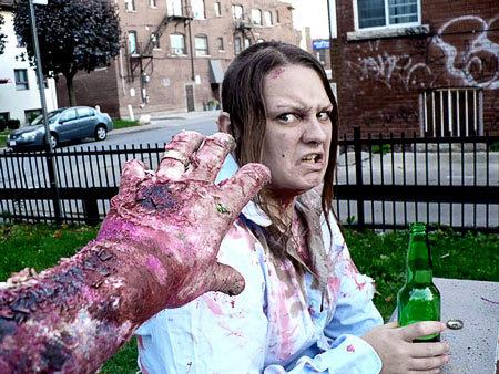 Zombie Walk. Изображение № 8.