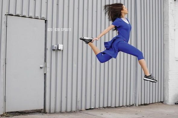 Изображение 21. Фотосессия «Be Free» от Nike.. Изображение № 21.