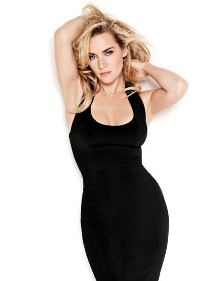 Изображение 2. Kate Winslet для журнала Glamour April 2011.. Изображение № 2.