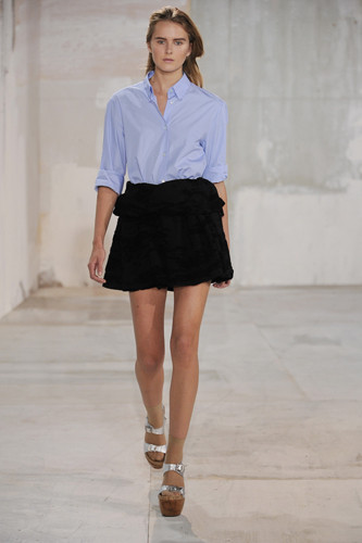 Коллекция ACNE Fall/Winter 2011-2012 Women. Изображение № 5.