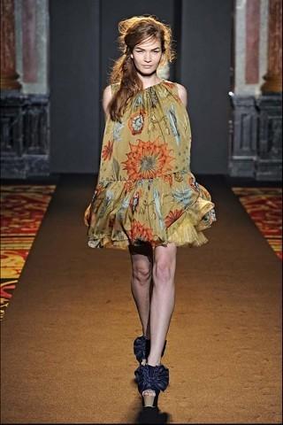Алена Ахмадуллина на Парижской неделе моды. Изображение № 7.