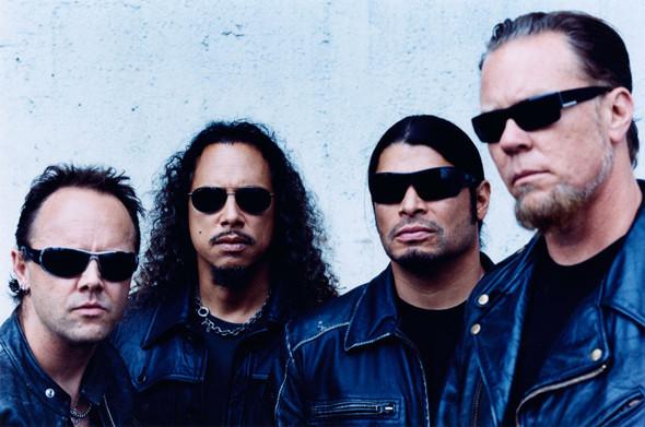 Metallica дадут 2 концерта вМоскве. Изображение № 1.