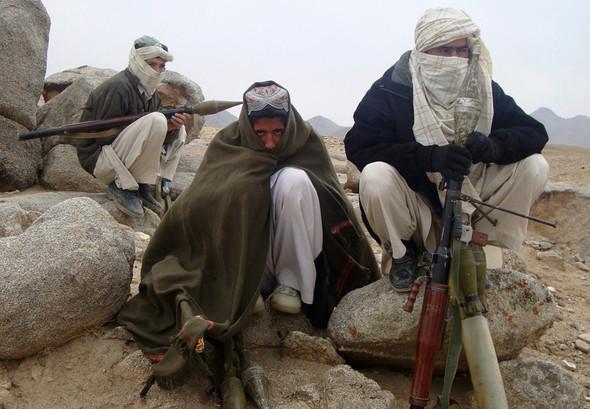 Афганистан. Военная фотография. Изображение № 67.