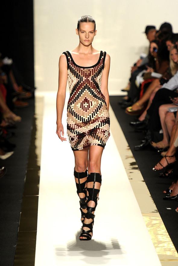 New York Fashion Week Spring 2012: День шестой. Изображение № 9.