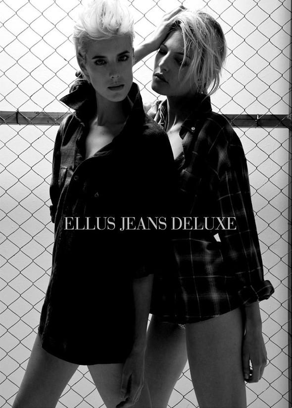 Ellus Jeans Deluxe FallWinter 2009. Изображение № 19.
