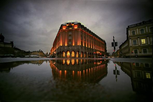 «Потрясающий город» Александра Петросяна. Изображение № 8.
