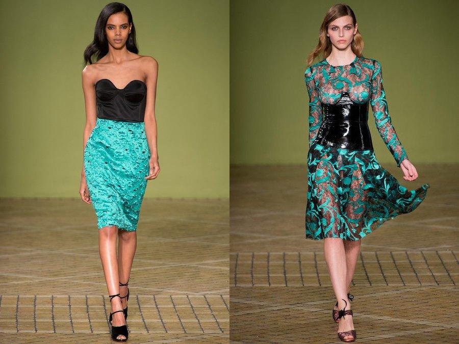 Неделя моды в Лондоне:  Дни 2 и 3. Изображение № 9.
