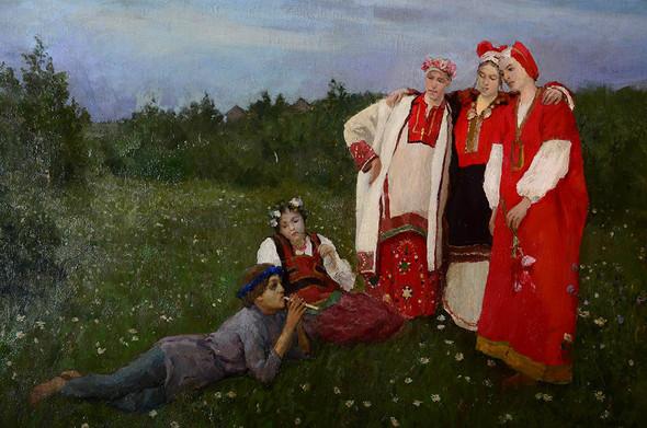 Все выставки Государственной Третьяковской галереи. АПРЕЛЬ 2012 года. Изображение № 3.