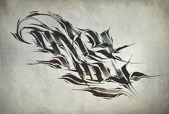 Интервью с граффити райтерами: Morik1. Изображение № 17.