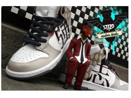 Sneakers Customizing. Изображение № 6.