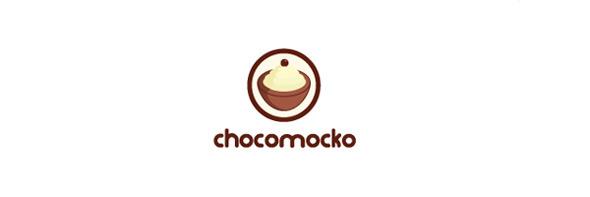День шоколада. Вкусные шоколадные логотипы. Изображение № 6.