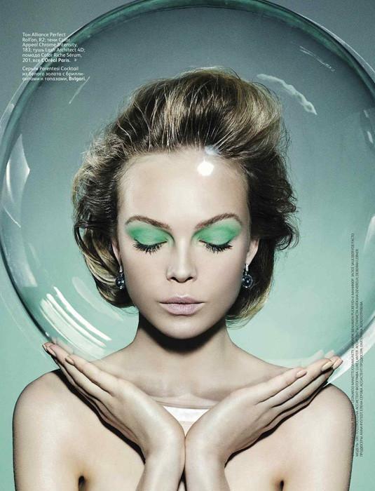 Ольга Дунина назначена директором моды российского Vogue. Изображение № 1.