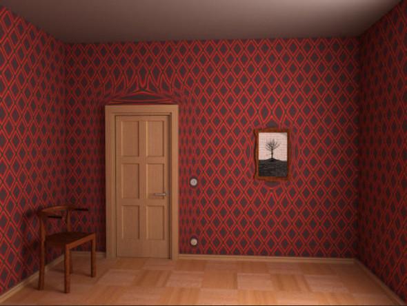 Сколько стоит нарядить стены в нарядные обои?. Изображение № 71.