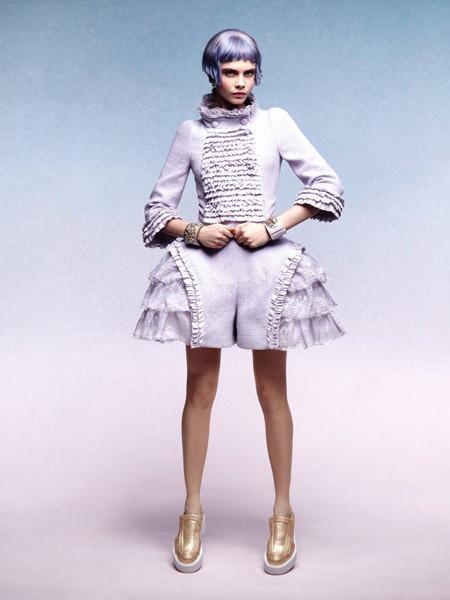 Лукбуки: Chanel, Ksubi и Louis Vuitton. Изображение № 9.