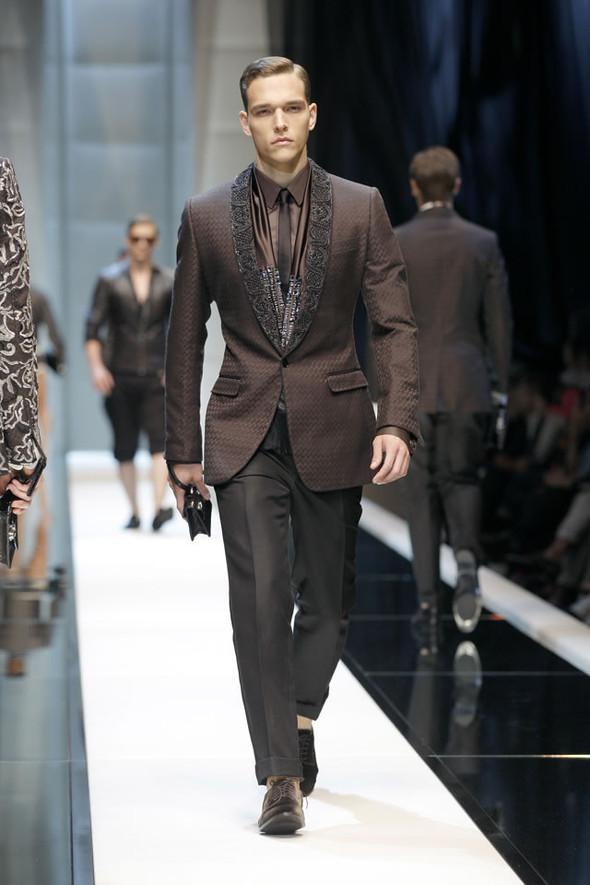 Dolce & Gabbana spring summer 2010. Изображение № 21.
