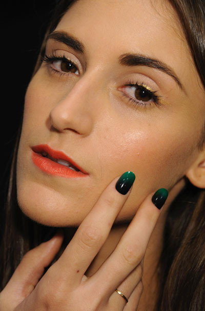 Fashion week: The nails for spring 2012. Изображение № 3.