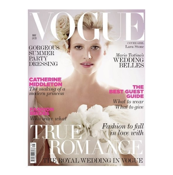 Изображение 5. Обложки: Arena Homme Plus и Vogue.. Изображение № 5.
