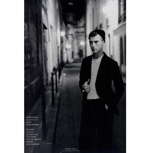 Изображение 19. Мужские съемки: GQ, Vogue Hommes и другие.. Изображение № 17.