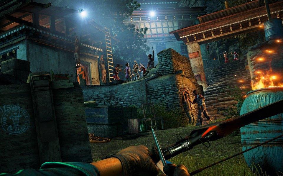 Гейм-дизайнер Far Cry 4 о том, как сделать игру непредсказуемой. Изображение № 8.