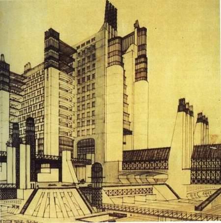 Манифест «Футуризма». Изображение № 5.