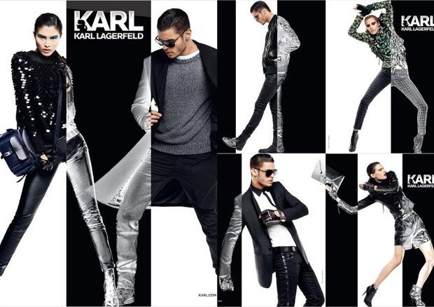 Бэкстейдж. Karl by Karl Lagerfeld. Изображение № 3.